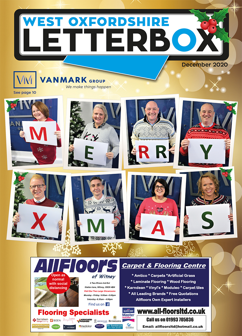 Witney Letterbox December 2020 issue